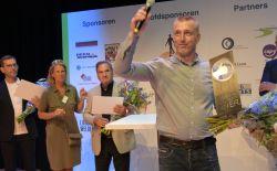 Arno Dumoré wint ondernemersverkiezing 2018